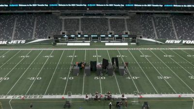 """Somerville H.S. """"Marching Band"""" at 2021 USBands Yamaha Cup"""