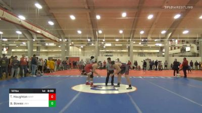 Prelims - Tyrie Houghton, NC State vs Bryan Bowes, University Of Maryland Unattached