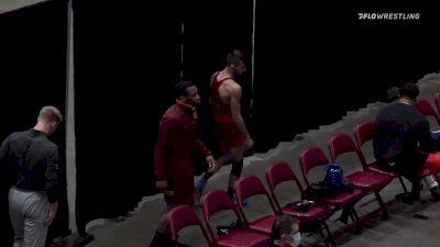 65 kg Rr Rnd 1 - Nahshon Garrett, Team Bobby Douglas vs Pat Lugo, Team Simon Roberts