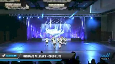 Ultimate Allstars - Coed Elite [2021 Senior Coed - Hip Hop Day 2] 2021 ACP Power Dance Nationals & TX State Championship