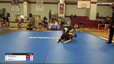 Ethan Crelinsten vs Scott Dance 1st ADCC North American Trials