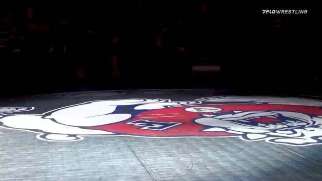 133 lbs - Gary Joint, Fresno State vs Chance Rich, CSU-Bakersfield