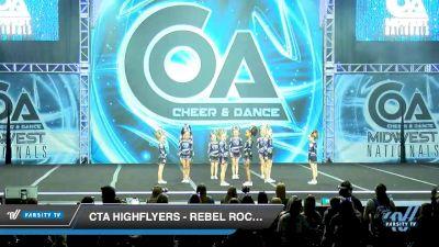 CTA Highflyers - Rebel Rockets [2020 L1.1 Mini PREP Day 1] 2020 COA: Midwest National Championship