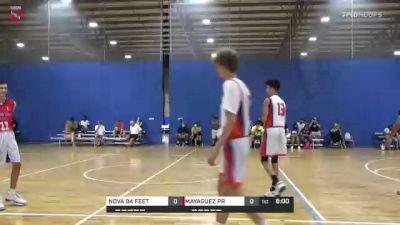MAYAGUEZ PR vs. NOVA 94 FEET - 2021 AAU Boys World Championships (14U/8th Grade)
