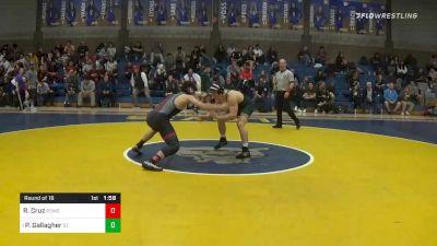 160 lbs Prelims - Roman Cruz, Pomona (CO) vs Paddy Gallagher, St. Edward (OH)