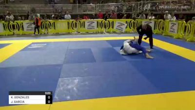 KOLBY GONZALES vs JACOB GARCIA 2021 Pan Kids Jiu-Jitsu IBJJF Championship
