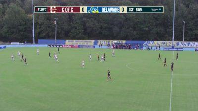 Replay: Charleston vs Delaware | Oct 10 @ 12 PM