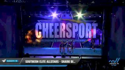 Southern Elite Allstars - Shark Bit3 [2021 L3 Junior - D2 - Small - C Day 2] 2021 CHEERSPORT National Cheerleading Championship