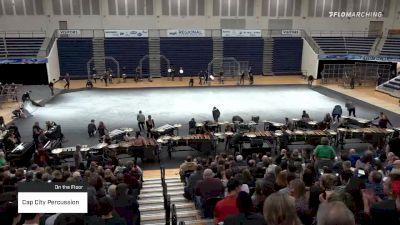 Cap City Percussion at 2020 WGI Perc/Winds Dayton Regional