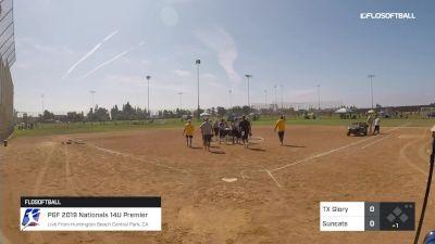 TX Glory vs. Suncats - Field 7