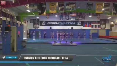 Premier Athletics Michigan - Legacy [2020 L5 Senior Open Coed] 2020 Premier Athletics Showcase