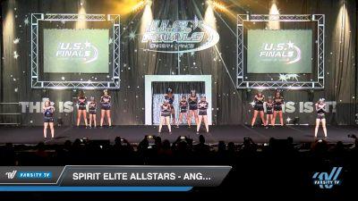 Spirit Elite Allstars - Angels [2019 Junior - D2 - Small 2 Day 1] 2019 US Finals Virginia Beach