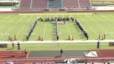 "Madisonville High School ""Madisonville TX"" at 2021 USBands Madisonville Showcase"