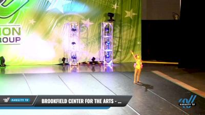 Brookfield Center for the Arts - Macy Lea [2021 Mini - Solo - Jazz Day 1] 2021 CSG Dance Nationals