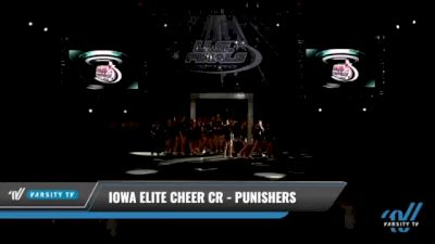 Iowa Elite Cheer CR - Punishers [2021 L2 Youth - Small Day 1] 2021 The U.S. Finals: Kansas City
