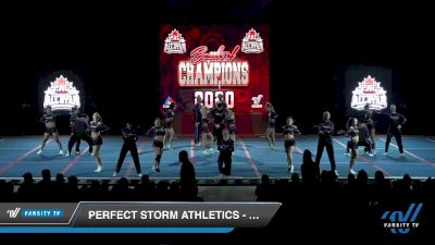 Perfect Storm Athletics - Lightning [2020 L5 International Open - Coed 16 Day 2] 2020 PAC Battle Of Champions