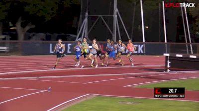 Men's 1500m, Heat 2 - Drew Windle Runs A PR