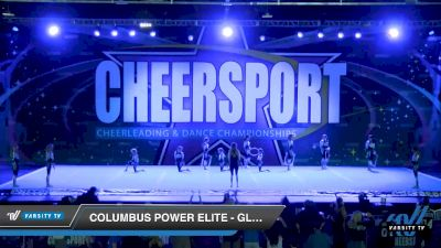 Columbus Power Elite - Glamour [2020 Junior Small 1 D2 Division A Day 1] 2020 CHEERSPORT National Cheerleading Championship