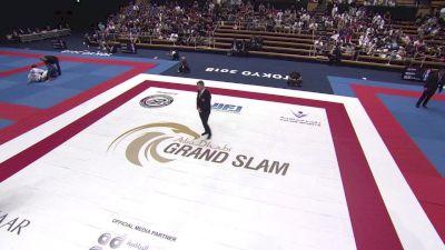 Arya Esfandmaz vs Yuji Arai 2018 Abu Dhabi Grand Slam Tokyo
