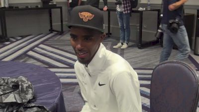 Mo Farah Is Excited To Race Galen Rupp Again
