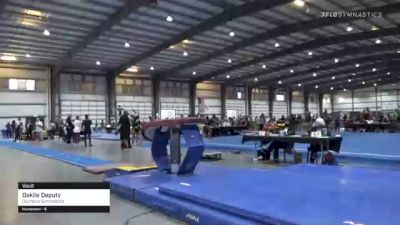 Oaklie Deputy - Vault, Olympus Gymnastics - 2021 Region 1 Women's Championships