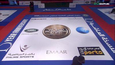 Maico Reiter vs Bruno Amorim 2018 Abu Dhabi World Pro