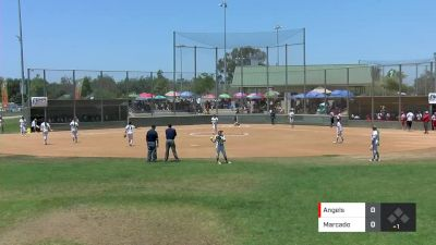 Angels vs. Marcado - Field 4
