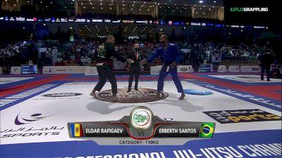 Erberth Santos vs Eldar Rafigaev 2018 Abu Dhabi World Pro