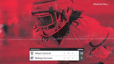 Bishop Gorman vs. Miami Central - 2021 Bishop Gorman vs Miami Central