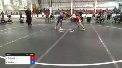 65 kg Prelims - Van Schmidt, MWC Wrestling Academy vs Precious Essien, Tiger Style Wrestling Club