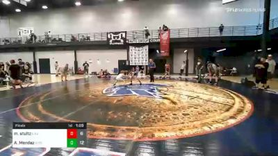 70 lbs Final - Maddox Stultz, Elite Athletic Club vs Anthony Mendez, Team Gotcha
