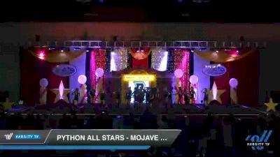 Python All Stars - Mojave Pythons [2020 L4 Senior - Small Day 2] 2020 All Star Challenge: Battle Under The Big Top