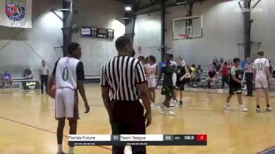 Team Teague vs. Florida Future - 2021 AAU Boys World Championships (14U/8th Grade)
