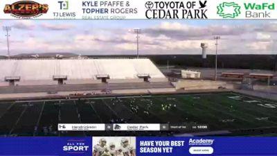 Cedar Park vs. Hendrickson - 2021 Hendrickson vs Cedar Park