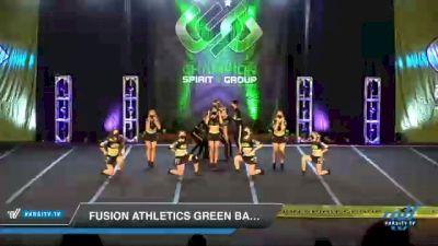 Fusion Athletics Green Bay - Supremacy [2021 L4 Senior Coed - D2 Day 3] 2021 CSG Super Nationals DI & DII