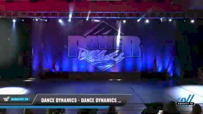 Dance Dynamics - Dance Dynamics Mini Prep [2021 Mini - Prep - Pom Day 1] 2021 ACP Power Dance Nationals & TX State Championship