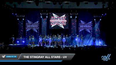 The Stingray All Stars - UV [2020 L4.2 Senior - Medium Day 2] 2020 JAMfest Cheer Super Nationals
