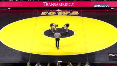 133, Phil Laux, Iowa vs Dylan Duncan, ILL