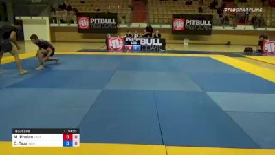 Marcus Phelan vs Oliver Taza 1st ADCC European, Middle East & African Trial 2021