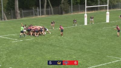 Lopeti Scores Go-Ahead Try For Gaels