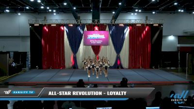 All-Star Revolution - Loyalty [2021 L2 Junior - Medium Day 2] 2021 The American Spectacular DI & DII