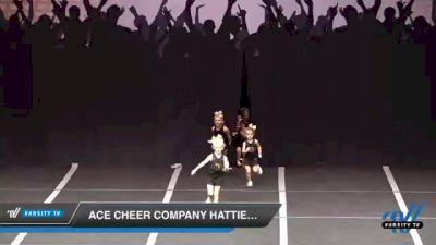 ACE Cheer Company Hattiesburg - Kickapoos [2020 L1 Tiny Small Novice] 2020 ACE Cheer Company Showcase