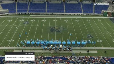 Jersey Surf - Camden County, NJ at 2019 DCI Memphis