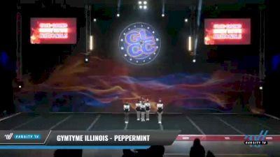 GymTyme Illinois - Peppermint [2021 L1.1 Mini - PREP Day 1] 2021 GLCC: The Showdown Grand Nationals