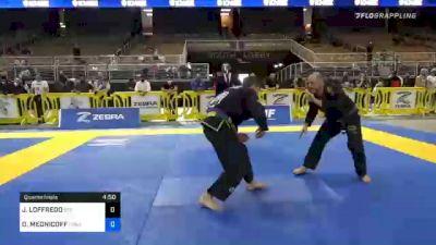 JOHN LOFFREDO vs DAVI MEDNICOFF 2020 World Master IBJJF Jiu-Jitsu Championship