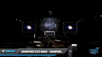 Champions Elite Dance - Champions Elite Allstar Dance - Senior Hip-Hop [2021 Senior - Hip Hop Day 2] 2021 The U.S. Finals: Louisville