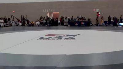 50 kg Rr Rnd 1 - Samara Chavez, Tx vs Emily Shilson, Mn