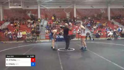 79 kg Prelims - Michael O'Malley, Pennsylvania RTC vs Bailee O'Reilly, Gopher Wrestling Club - RTC