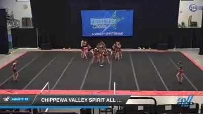 Chippewa Valley Spirit All Stars - SuperNova [2021 L3 Senior - D2 Day 1] 2021 Badger Championship & DanceFest Milwaukee