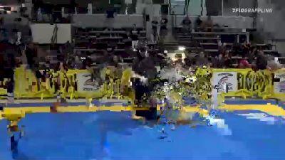 Oliver Taza vs Rodrigo Gortari Barbosa 2021 Pan IBJJF Jiu-Jitsu No-Gi Championship